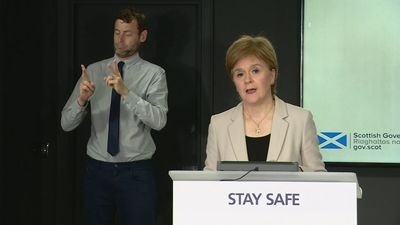 Sturgeon: Lessons must be learnt from train derailment