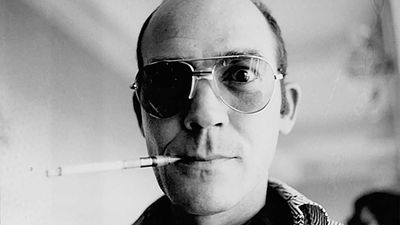Gonzo: Hunter S Thompson