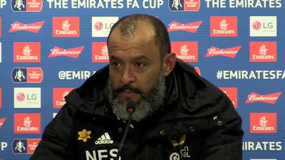 Nuno - Fa Cup Is Best Competition There Is