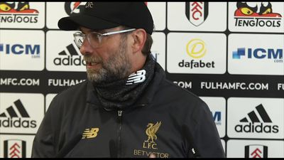 Important to win but long way to go yet - Klopp