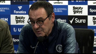 Don't know why we stopped playing 2nd half - Sarri