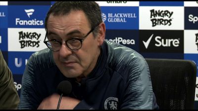 We need to find consistency in whole game - Sarri