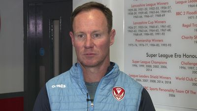 Justin Holbrook previews Saints v Hull KR