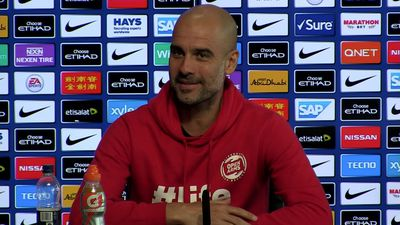 Guardiola-It Hurts But I Like To See It In Players