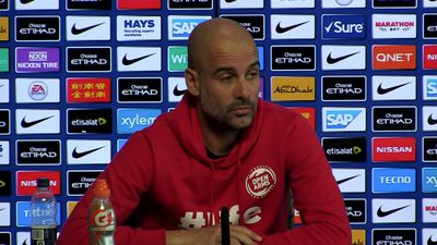 Guardiola - Both Teams Will Not Change Approach