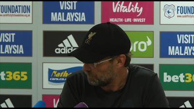 We are motivated regardless of title - Klopp