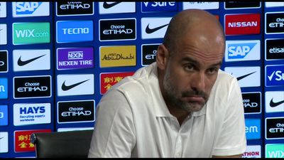 Pep unhappy with Ole claim that City will kick you