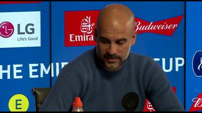 We'd never offend over Liverpool tragedies - Pep