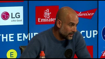 We do feel loved - Pep