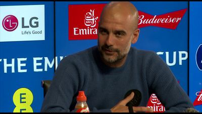 Tackling is important but we won league - Pep