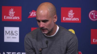 "Pep on ""incredible achievement"""