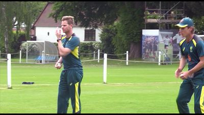 English News Channel Cricket World Cup advert