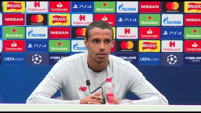 The kind of game you always want to play - Matip