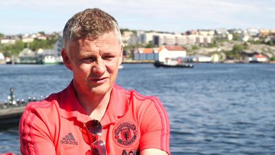 Solskjaer on United pre-season preparations