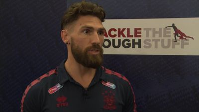 Wigan's Jarrod Sammut on his brother's suicide
