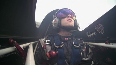 Highlights from stage 3 of Red Bull Air Race