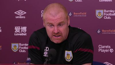 Not a great record against Arsenal - Dyche