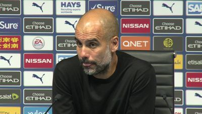 Best performance since I've been here - Guardiola