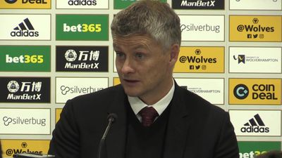 Bad spell start of second half - Ole