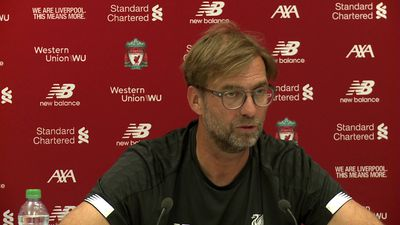 Klopp issues Liverpool injury update