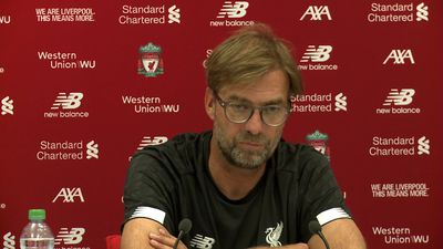 Not quite perfect yet - Klopp