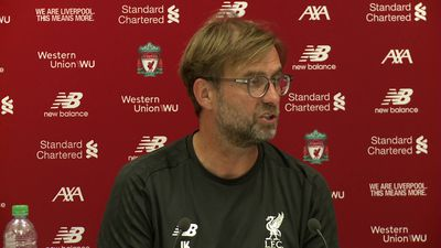 We have butt-kicking team spirit - Klopp