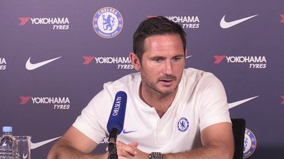 Lampard issues Chelsea injury and transfer update