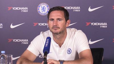 Norwich play really good football - Lampard