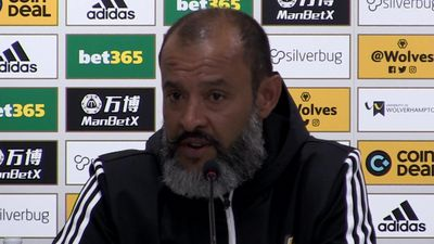 It was a bad performance - Nuno