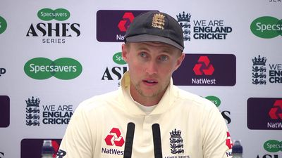 Joe Root final test day