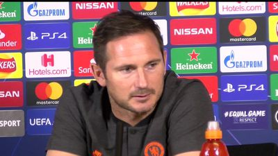 Frank Lampard on Valencia