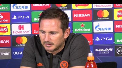 Lampard on UCL has a differnet level of focus
