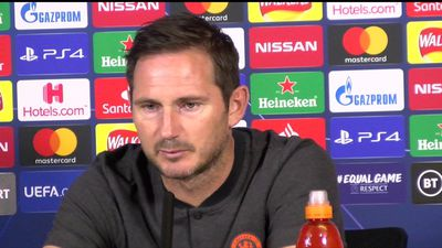 Lampard on his emotional night when he fell in lov