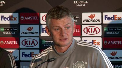 Solskjaer issues injury update