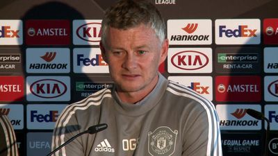 Really enjoy Europa League competition - Solskjaer