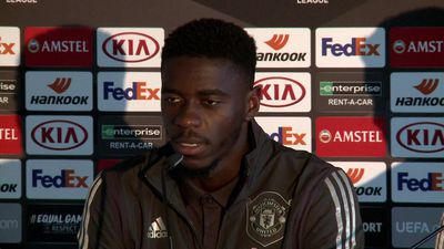 Great to get chances at United - Tuanzebe
