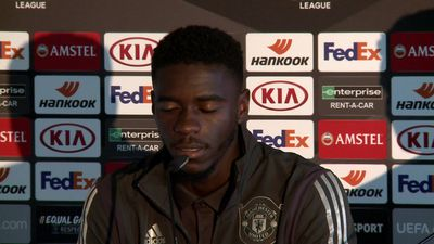 Feel hungry to make mark at United - Tuanzebe