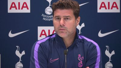 "Pochettino ""haven't had a chance to look at Leices"