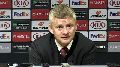 We created more chances - Solskjaer