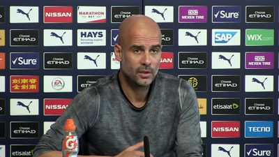We know we can lose - Guardiola