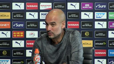 Jesus is a quality player - Guardiola