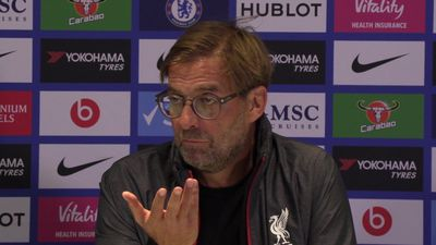 We were good in moments - Klopp