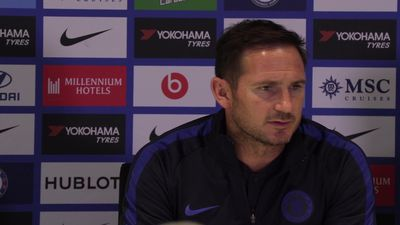 Hard to accept congrats after loss - Lampard