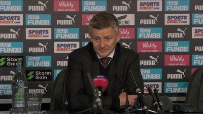 We are unhappy, sorry to fans - Solskjaer
