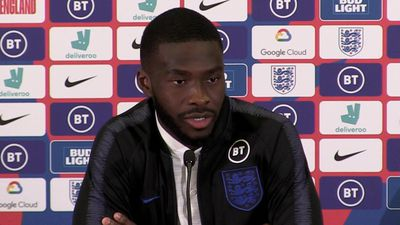 Everyone's been very welcoming - Tomori