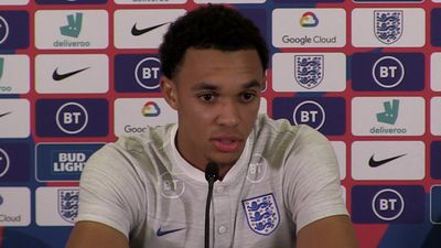 Playing Euros at Wembley could be special - Trent