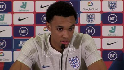 England have to concede fewer goals - Trent