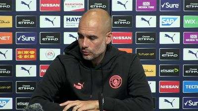 Doing what we can to eradicate racism - Guardiola