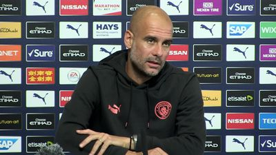 Broadcasters are the bosses - Guardiola