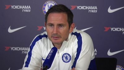 Lampard on Kante not being handle properly for Fra